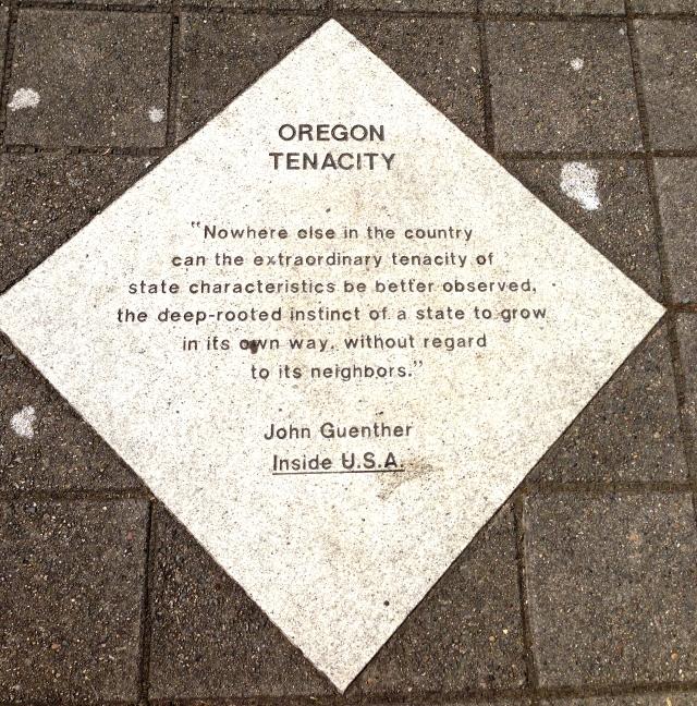 Oregon Tenacity